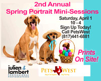 PetsWest Easter 2017