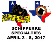 Schipperke National & Specialties Apr 2017