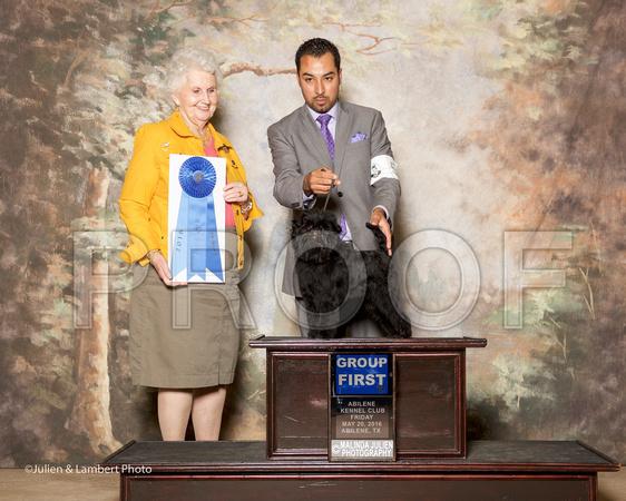 Ann Hearn Dog Show Judge